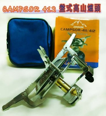 正品CAMPSOR 412公司貨 電子...