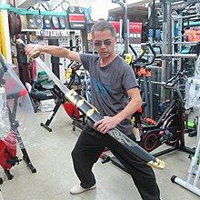NEW中華武術刀,不銹鋼武術刀,太極刀,表演刀,練習單刀 $379 觀塘店自取價
