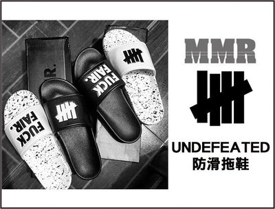 【MMR】UNDEFEATED 情侶拖鞋