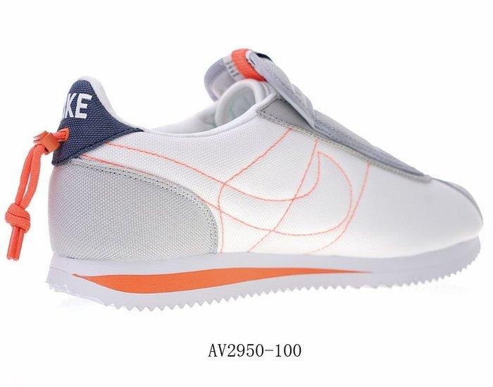 NIKE X KENDRICK LAMAR CORTEZ BASIC SLIP阿甘 休閒鞋 慢跑鞋 AV2950-100