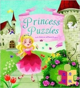 [文閲原版]僅限【英文原版】Princess Puzzles/Stella Maidment /QED Publishing