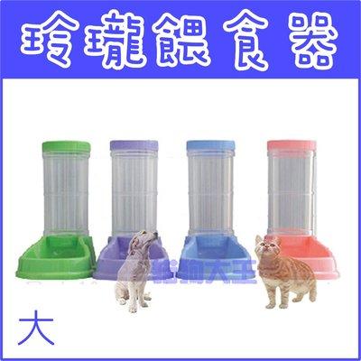 *貓狗大王*ACEPET玲瓏立式餵食器(L款)NO.683-F 優惠價(台灣製造) 單入