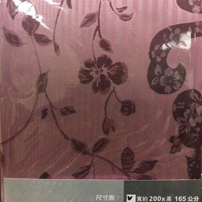 遮光窗簾寬200高165(隨機出貨)