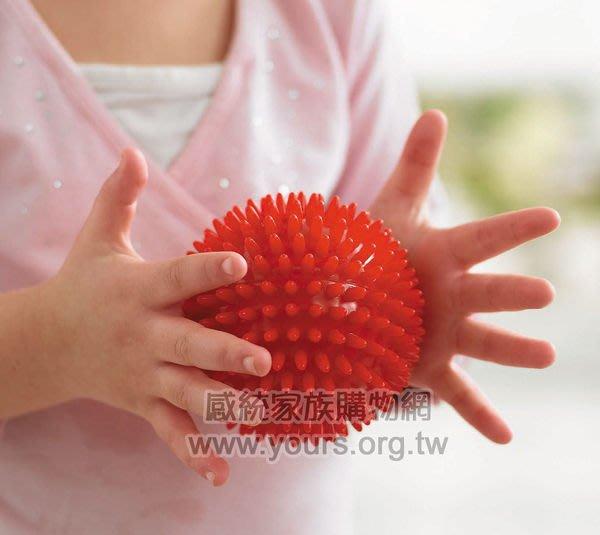 感統家族__WEPLAY 感覺統合 觸覺刺激__掌中 觸覺球9cm_另售觸覺坐墊及滾筒_A1 A2 K1