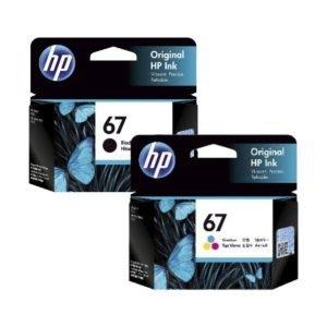 (墨水小舖)HP NO.67 彩色 原廠盒裝墨水匣 適用Envy Pro 6020 AiO/6420 AiO HP 67