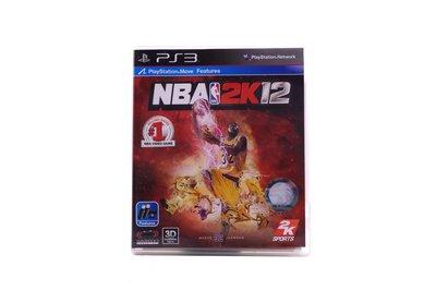 【橙市青蘋果】PS3:美國職業籃球 NBA 2K12 英文版 #23126