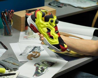 Reebok InstaPump Fury Prototype EF3014 男慢跑休閒男女鞋