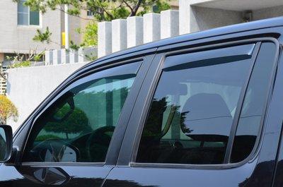 比德堡崁入式晴雨窗 鈴木suzuki  SX4 2017年起 原廠品質 (前窗兩片價)