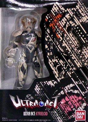 日本正版 萬代 ULTRA-ACT 超人力霸王 迪卡 炎魔戦士 可動 模型 公仔 日本代購
