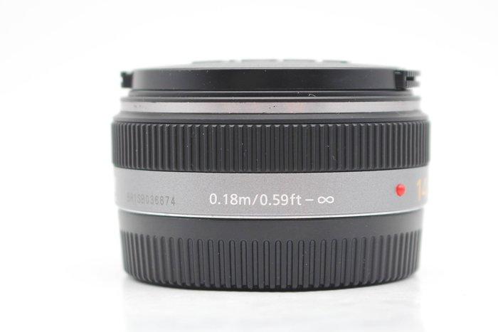 【高雄青蘋果3C】PANASONIC 14MM F2.5 G ASPH 定焦鏡 二手鏡頭 #47378