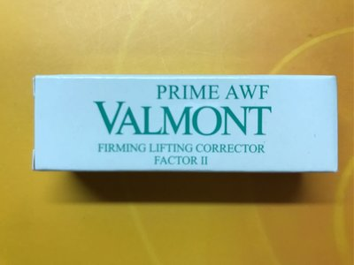 Valmont Prime AWF Firming Lifting Corrector Factor Cream 5ml