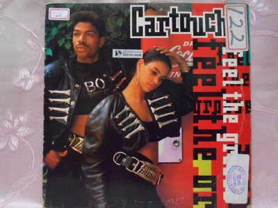 【采葳音樂網】-西洋黑膠-Cartouche 〝Feel The Groove  〞 868