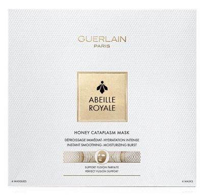 Guerlain嬌蘭 皇家蜂王乳3D繃帶超導面膜4片裝