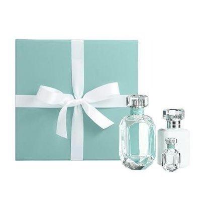 TIFFANY&CO 香水 Tiffany 免稅商品 正貨 同名淡香精禮盒套組 身體乳 淡香水 75ml 5ml 法國製