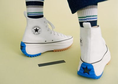JW Anderson x Converse Run Star Hike 聯名 男女鞋