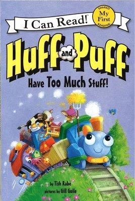 *小貝比的家*HUFF AND PUFF HAVE TOO MUCH STUFF! / MY FIRST/平裝/3~6歲