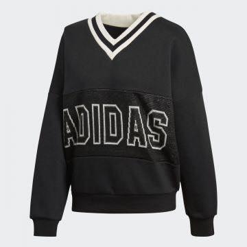 Look 鹿客 adidas Originals  ADIBREAK系列-女長袖上衣CE0998