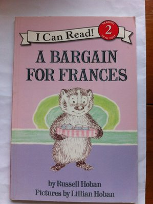 I Can Read Book (Level 2) A Bargain For Farnces (附CD) 汪培珽書單