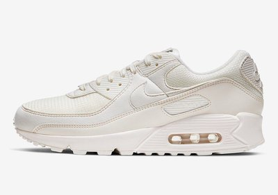 Nike Air Max 90 Sail 30th Anniversary 米白  慢跑鞋 CT2007-100 36-44