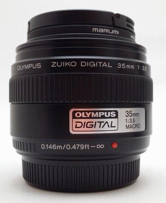 @佳鑫相機@(中古託售品)Olympus Zuiko Digital 35mmF3.5  4/3系列用