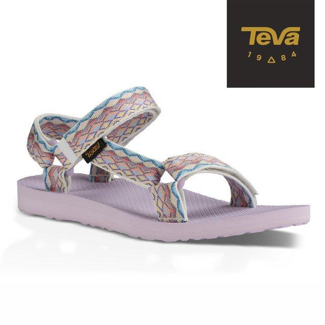 《BEST SPORTS倍斯特體育》TEVA Original Universal 織帶涼鞋 TV1003987MFWB