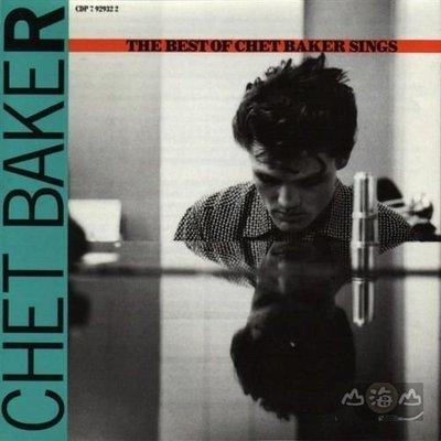【進口版】歌唱精選輯The Best Of Chet Baker Sings / 查特貝克---7929322