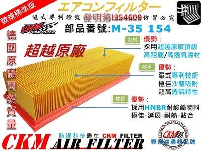【CKM】福斯 VW SHARAN II 7N 10年後出廠 超越 原廠 正廠 空氣濾蕊 空氣濾芯 引擎濾網 空氣濾網