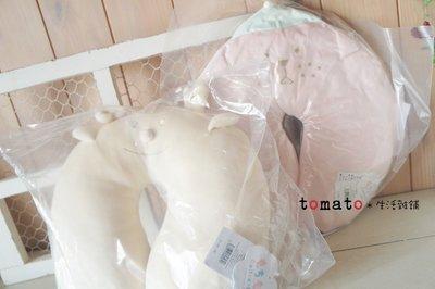 ˙TOMATO生活雜鋪˙日本進口雜貨CRAFTHOLIC聖誕節限定麋鹿 雀斑狗飛機頸部靠枕 頸枕(現貨+預購)