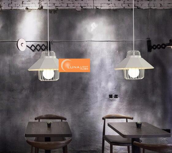 【LUNA LIGHT 月之燈坊】北歐簡約工業風餐廳吊燈吧檯燈(P-520),另有LOFT工業吊燈設計師的燈