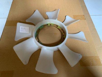 得利卡2.5貨車 /舊款一路發(無渦輪)輔助風扇葉片