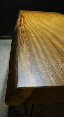 非洲柚木(大美木豆)餐桌