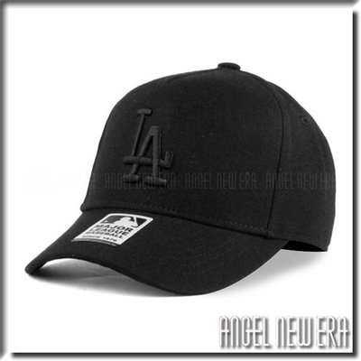 【ANGEL NEW ERA 】 MLB Old Fashioned Cap 洛杉磯 道奇 LA 卡車帽 五片帽 黑