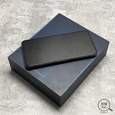 『澄橘』ASUS Zenfone 7 8G/128G 128GB (6.67吋) 黑 二手 中古《歡迎折抵》A52598