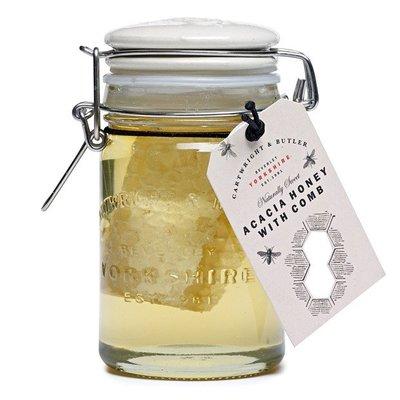 [要預購]英國代購 英國CARTWRIGHT&BUTLER 罐裝蜂巢蜜 300g