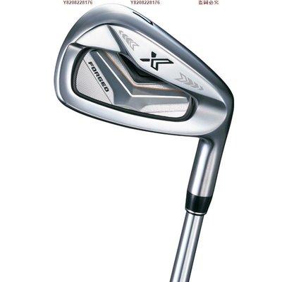 高爾夫球桿新款XX10 X-EKS MP1100高爾夫球桿男士全套鐵桿組軟鐵鍛造XXIO運動-HL19788