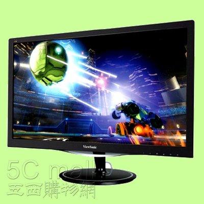 5Cgo【權宇】優派VX2257MHD電玩液晶顯示器22吋D-SUB,HDMI,Display Port一年無亮點 含稅
