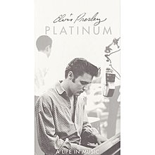 白金傳奇 Platinum A Life In Music / 貓王 --- 88985413152