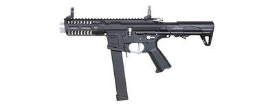 華山玩具  G&G 怪怪 ARP-9 衝鋒電動槍 半金屬 FET 電子板機 白黑色