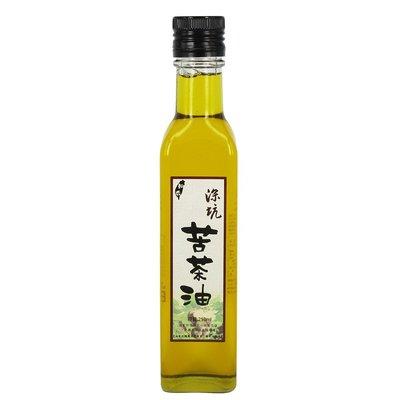 翰霖-深坑苦茶油250ml