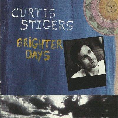 ##90 全新CD  Curtis Stigers – Brighter Days [1999]