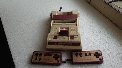 年代久遠的紅白機 (COMPUTER GAME)老爸的遊戲機被奶奶把電線剪掉!!