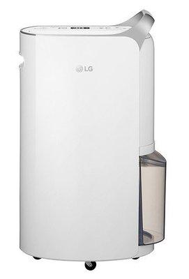 [東家電器]  LG PuriCare變頻除濕機-晶鑽銀/17公升 RD171QSC1