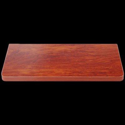 防撞木板飾面板 一字隔板擱板置物架一字機頂盒板定做墻上置物架/下單聯繫即時通報價@JI87011