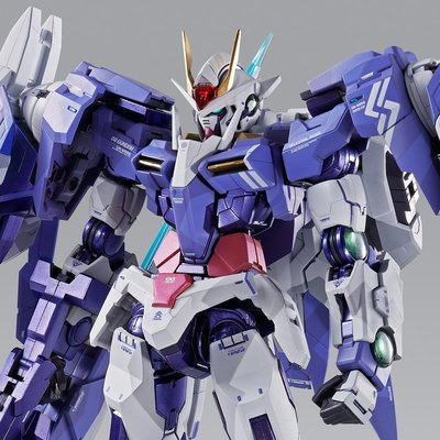 台魂5月預購 MB METAL BUILD 00-RAISER DESIGNER'S BLUE Ver.海老川配色