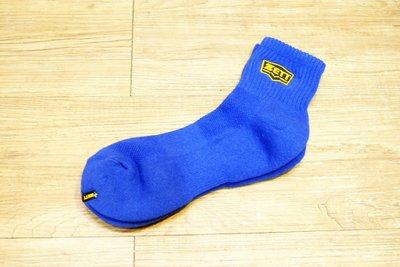 棒球世界 全新ZETT本壘版金標運動短襪~台灣製造加厚毛巾底 特價 寶藍色 台南市