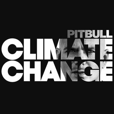 [西洋降價]Pitbull 嘻哈鬥牛梗 / Climate Change 氣候變遷CD,台壓正版全新106/3/17發行