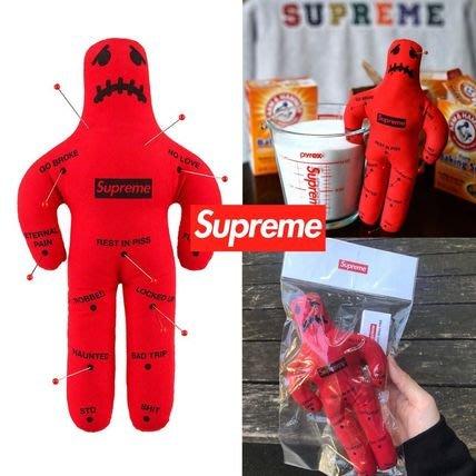 【ETW】一中店 SUPREME Voodoo Doll 巫毒娃娃 玩偶 現貨