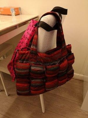 日本 designed bag