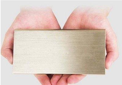 【東京數位】鋁合金 超薄1cm!! 金屬法絲紋20000行動電源 日本TDK等級 聚合物電芯