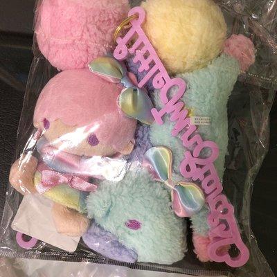全新 正版 雙子星 2012 出版 kikilala 毛球 吊飾 lala 女生和飛馬兩個一起賣喔